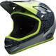 Bell Sanction Full-Face Helmet smoke/pear